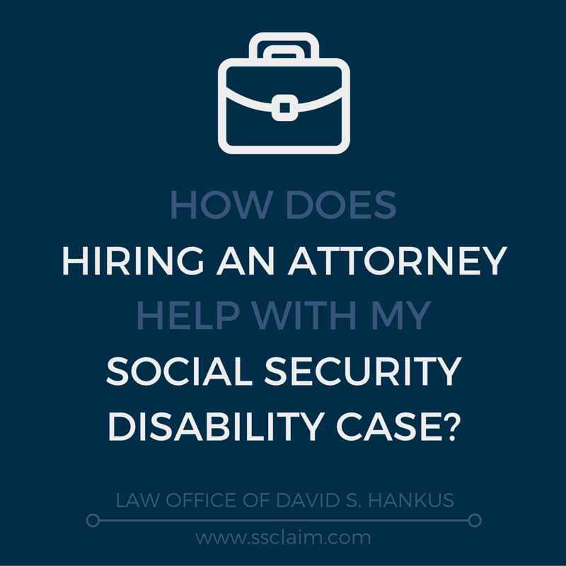 How Does Hiring An Attorney Help With My Social Security Case? – SS